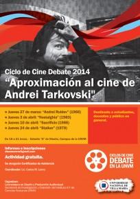 Cine Debate: Tarkovsky