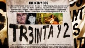 """Película """"Treinta y Dos"""""""