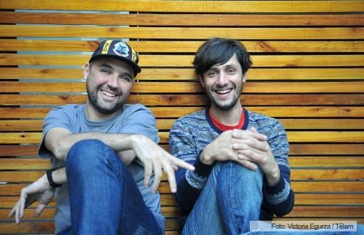 Ezequiel Radusky y Agustín Toscano