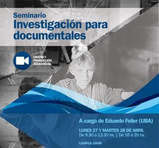 seminario invest para docu