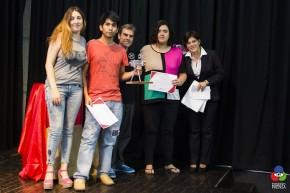 """""""Basura cósmica"""" Ganadores DISEÑO/Filma 2014"""