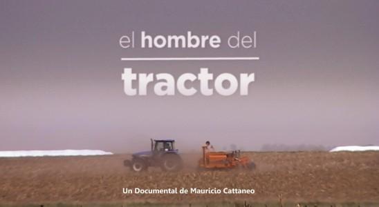 El hombre del tractor