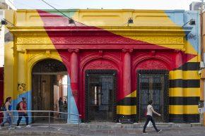 """Encontro de Artistas Novos """"Cidade da Cultura de Galicia"""" en Argentina"""