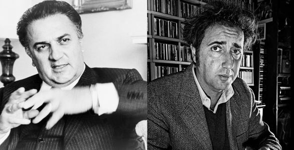 Fellini vs Sorrentino